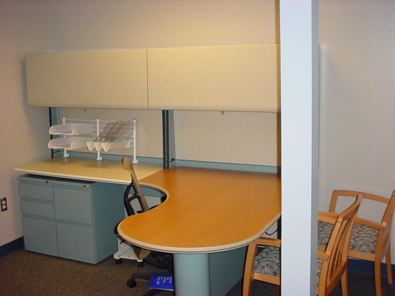 Business Furniture Installation, Dallas, Texas 75356